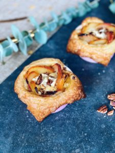 Mini-quiches met biet en geitenkaas - 3-in-1-oven