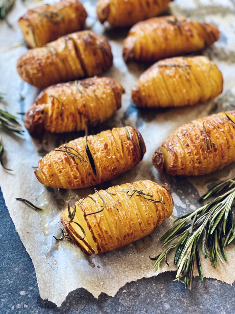 perfecte aardappel uit de oven