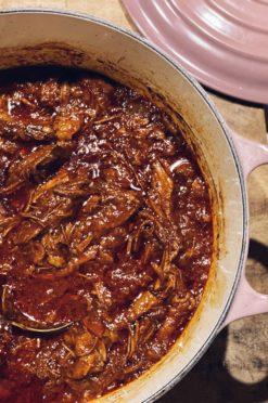 Draadjesvlees recept