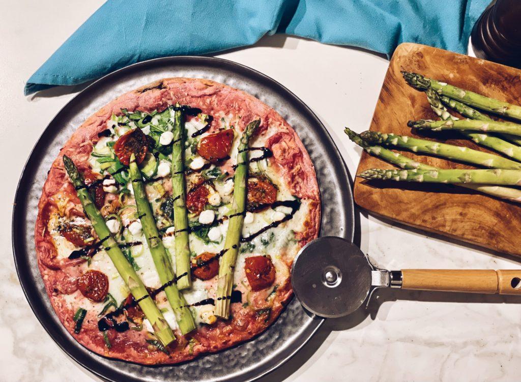 pizza dag recept