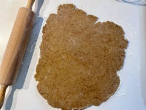 koekjes deeg basis recept