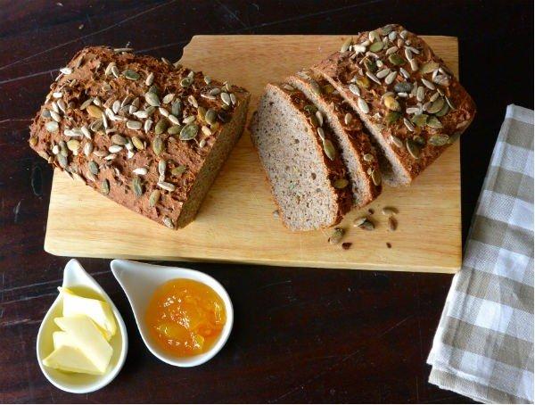 Boekweit brood