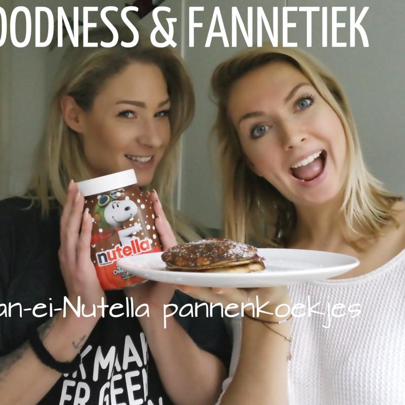 Foodness fannetiek video pannenkoek