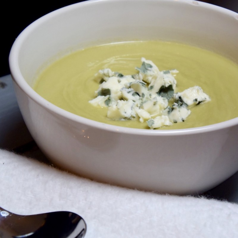 soep broccoli stilton