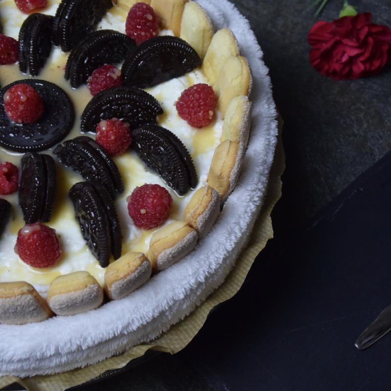VIDEO: Oreo cheesecake - Taartje van Claartje #1