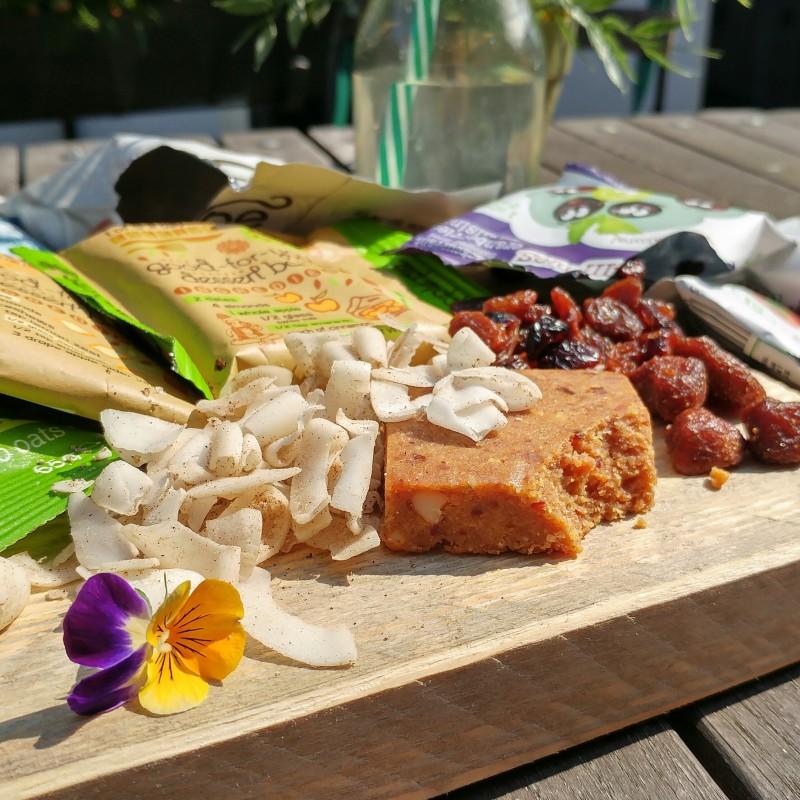 winactie foodness gezonde snacks snoepgoed