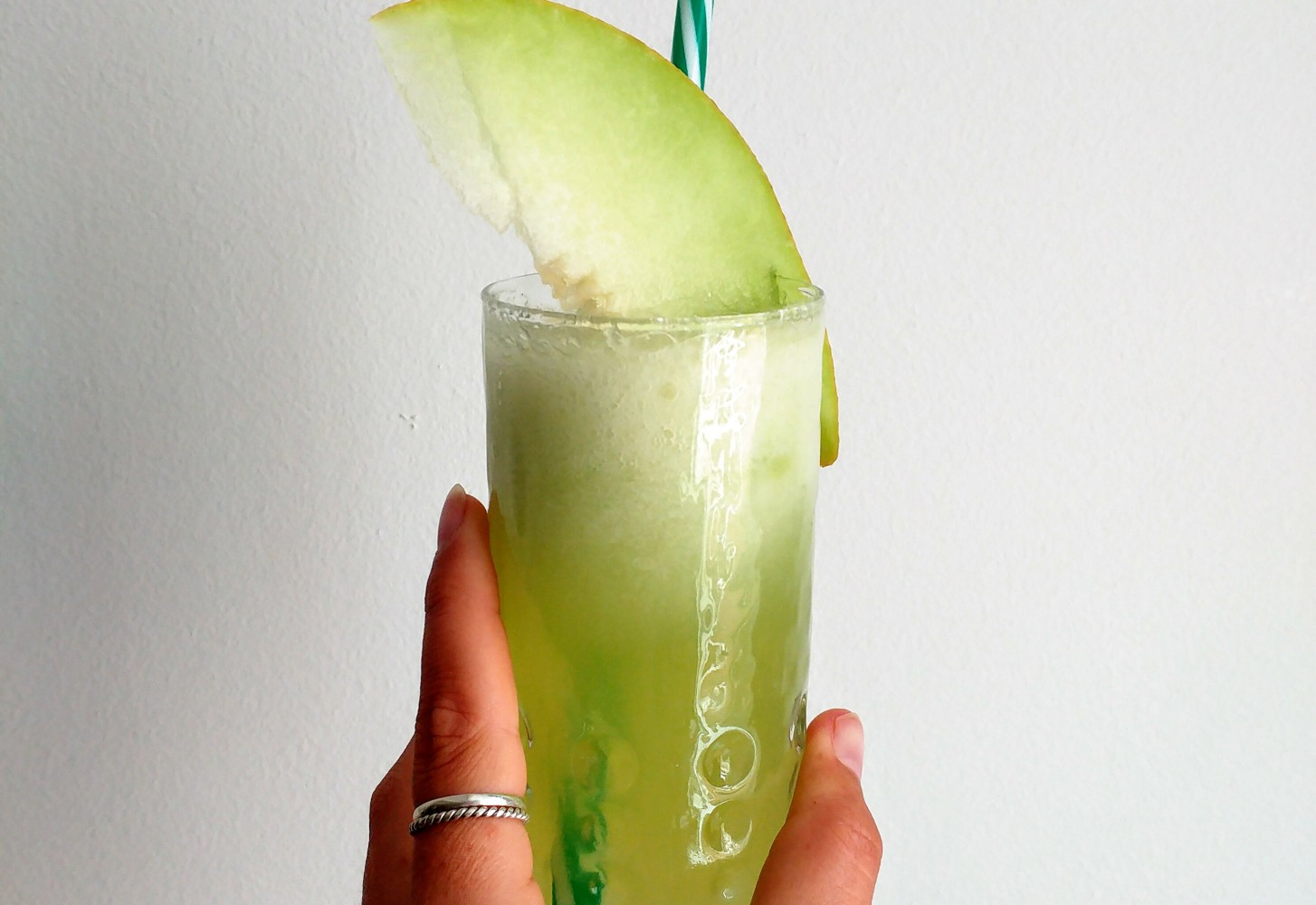 Zomerse cocktail: Melon moscow mule
