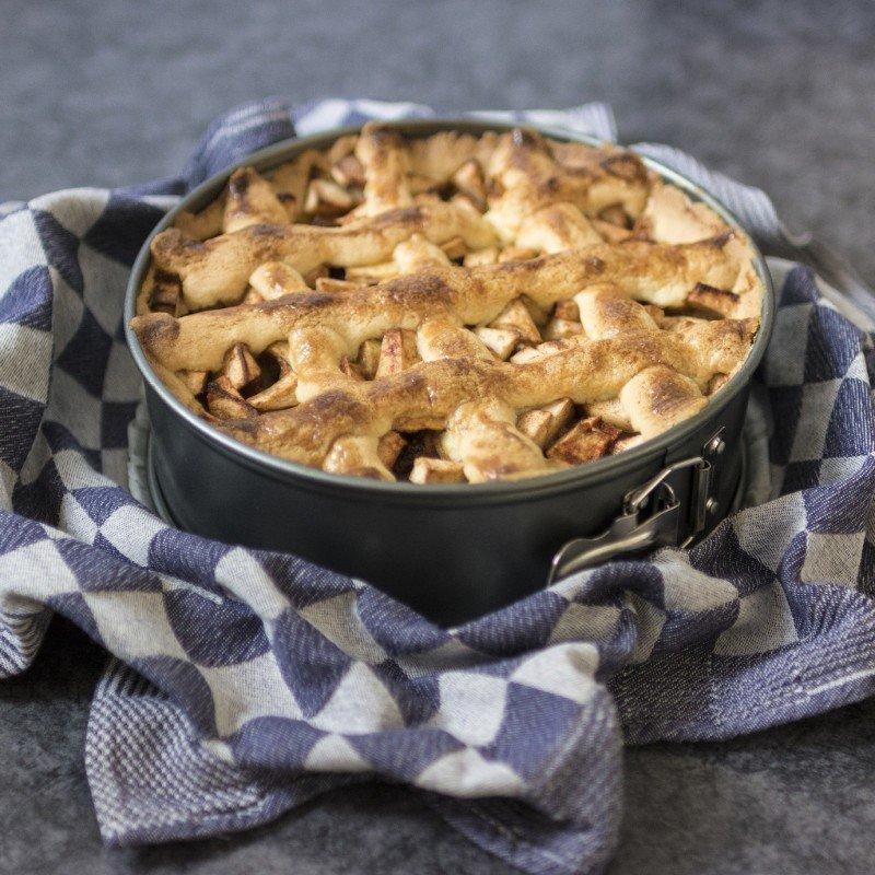 Wil eet... de allerbeste appeltaart ter wereld (plus recept oma's appeltaart!)