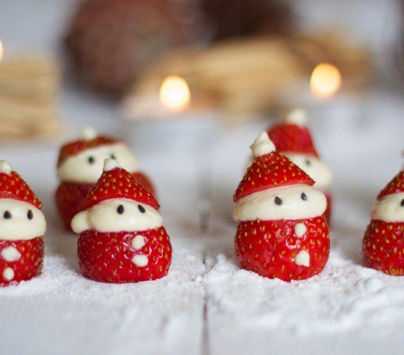 5 Makkelijke trucs voor originele kersthapjes