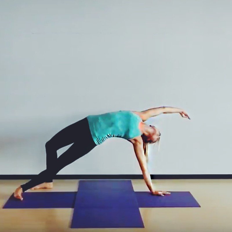 Yoga at home 3