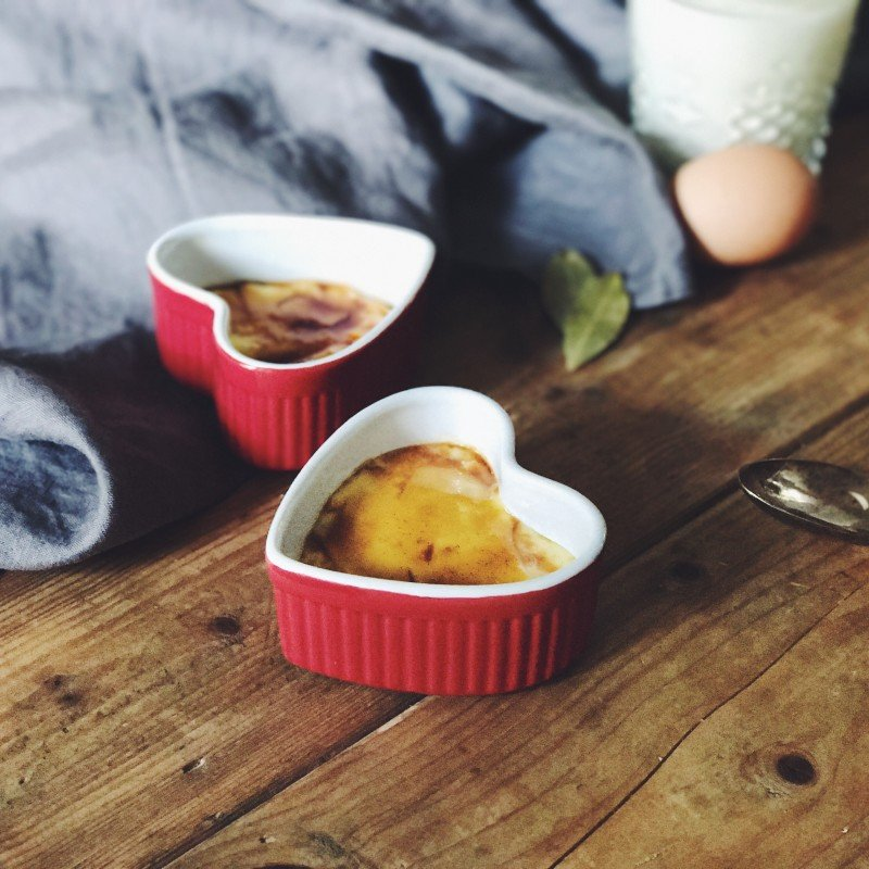 Hartige crème brulée met asperge (ja, echt)