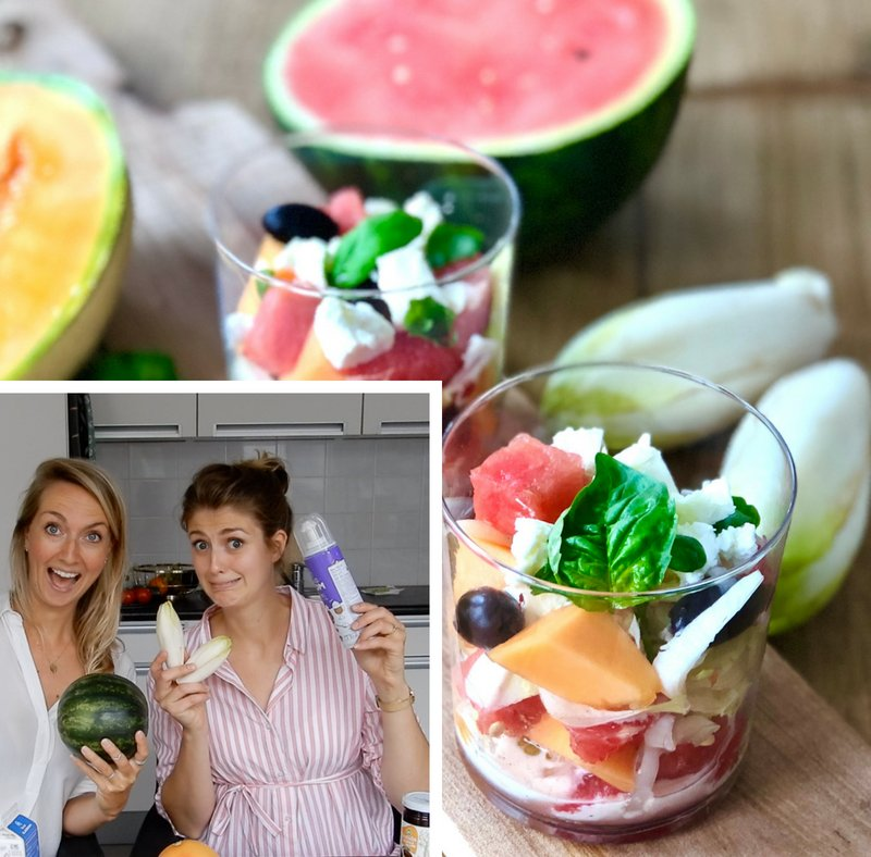 Fave Food Five: Meloensalade à la Femke (De Duurzame DIY'er)