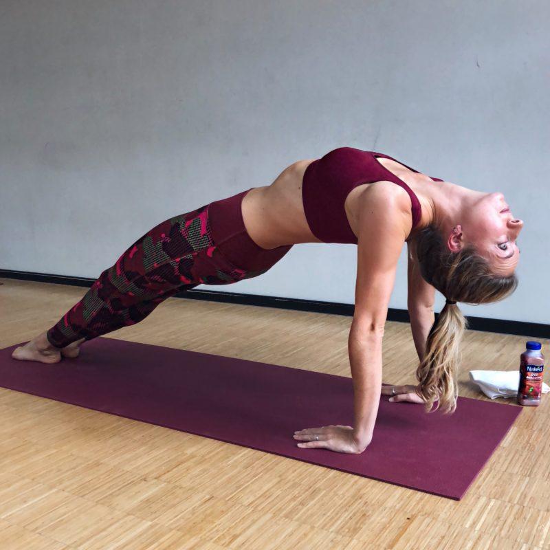 Hoe ik in december het beste uit mezelf haal: 21 day yoga challenge!