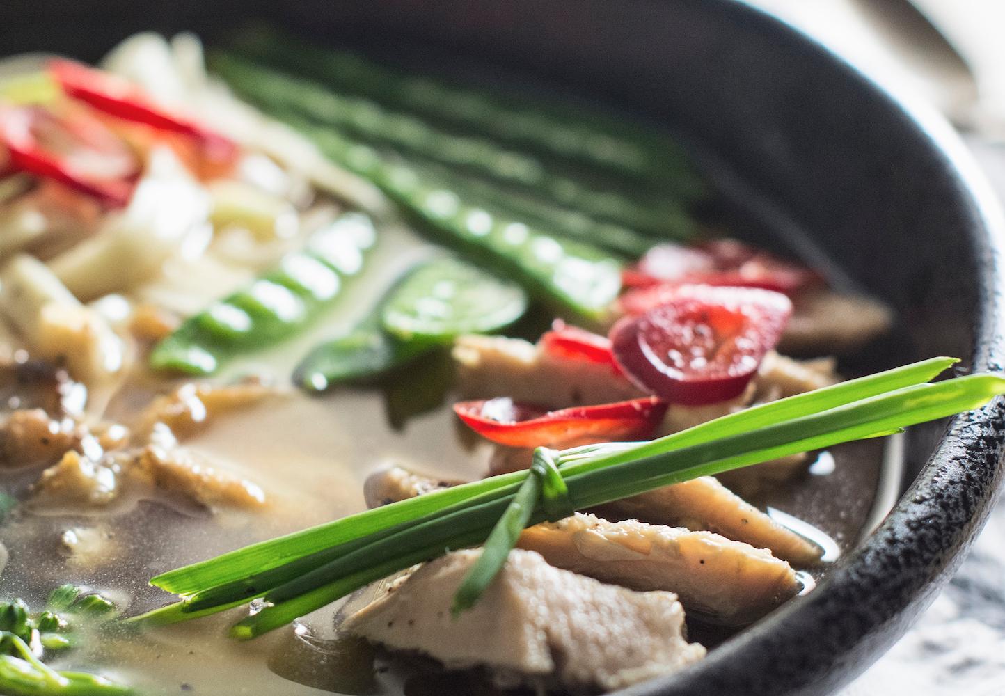 Miso soep met kombu: oosters lunch recept - Foodness.nl