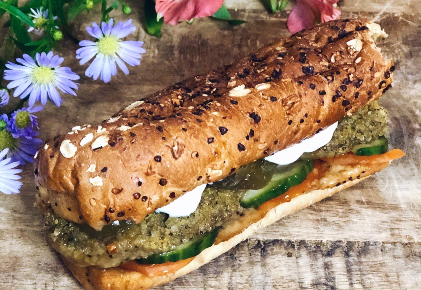 Subway vegan supreme