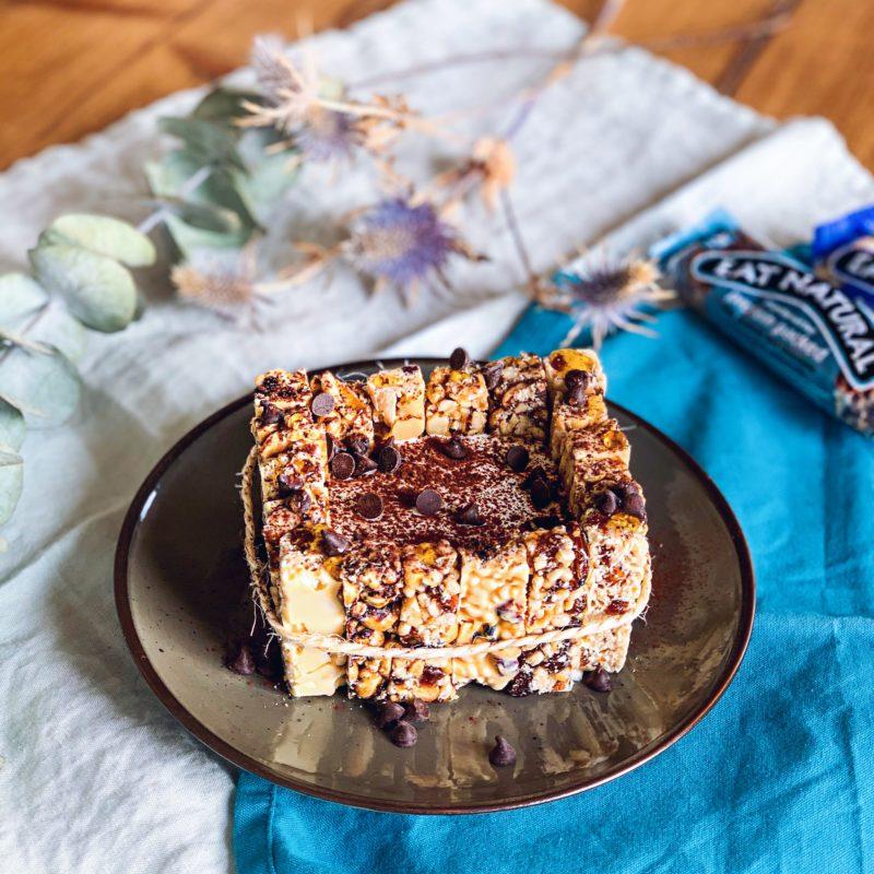 Breakfast cake: kwarktaartje van energierepen