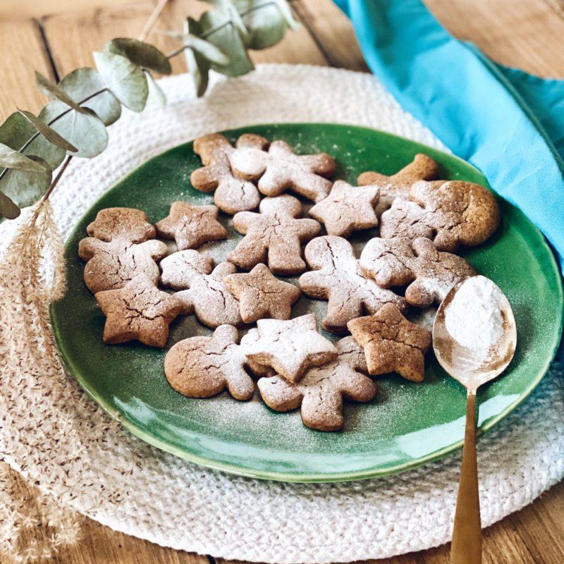 Glutenvrije gemberkoekjes | Makkelijk bakken