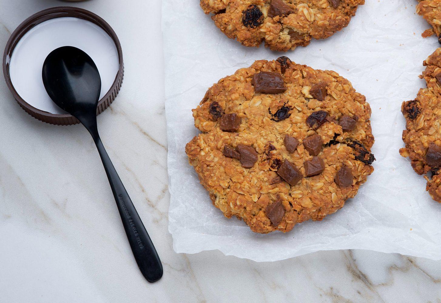Gezonde koekjes voor tussendoor | Snack - Foodness.nl